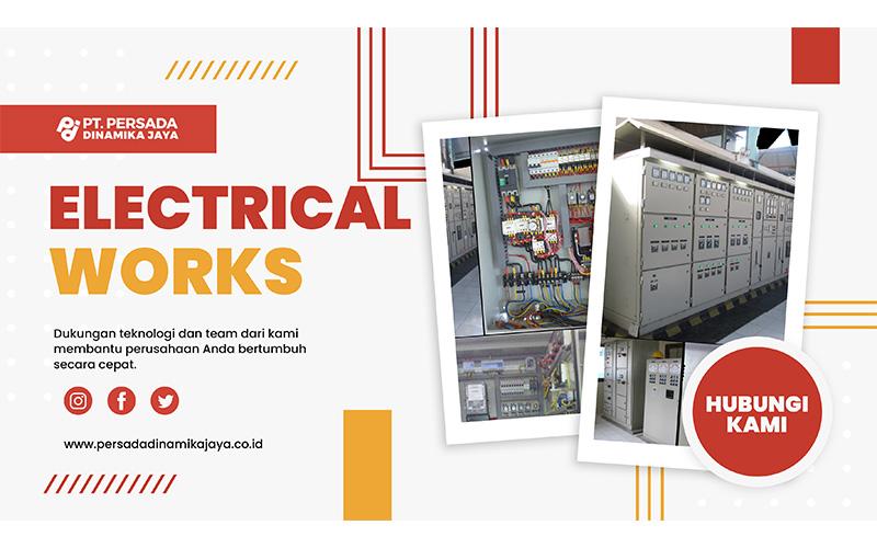 pekerjaan elektrikal