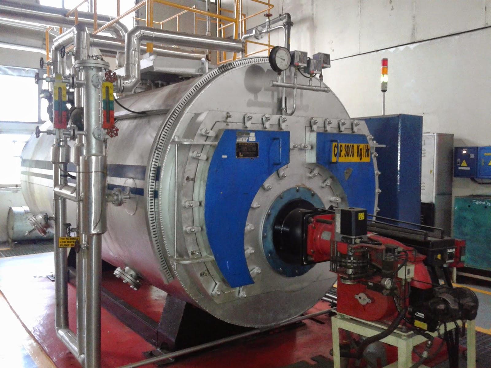 pipa boiler