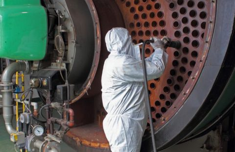 repair boiler